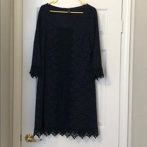 Alfani Lace Detail Dress